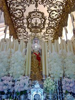 Nuestra Señora de la Salud - Hermandad de San Gonzalo - Sevilla