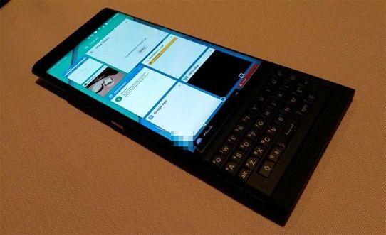 أول هاتف بنظام الأندرويد من بلاك بيري يحمل اسم Priv و يأتي بمواصفات و ميزات قوية
