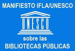 Manifiesto IFLA/UNESCO sobre las Bibliotecas Públicas