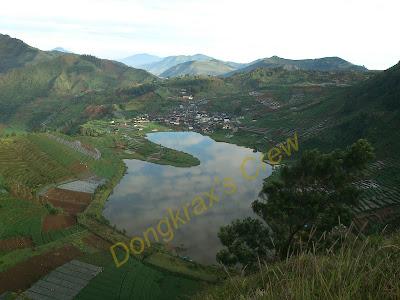 Desa Sembungan, Dieng, Gunung Sikunir