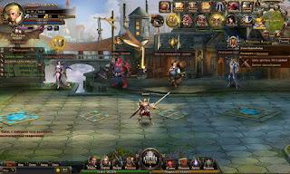 новая онлайн игра