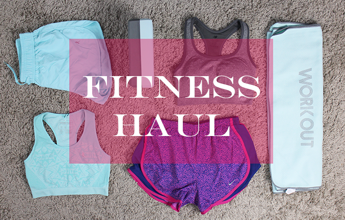 fitness haul title picture