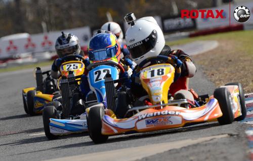 Juan Estarli campeón en la Copa Rotax