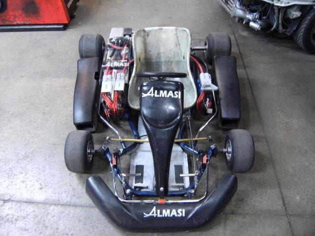 Ac Motor Go Kart Ac Motor Kit Picture