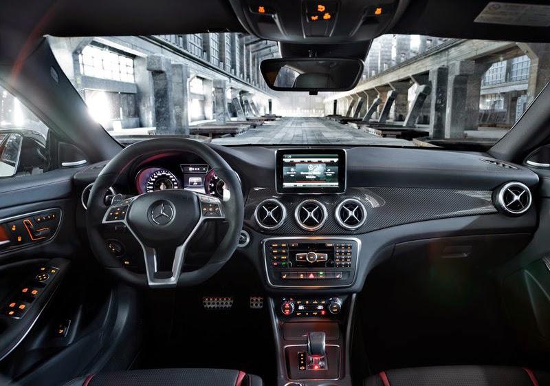 Mercedes-Benz CLA45 AMG, 2014, Indo Automobiles, Cars Concept, Luxury Automobile