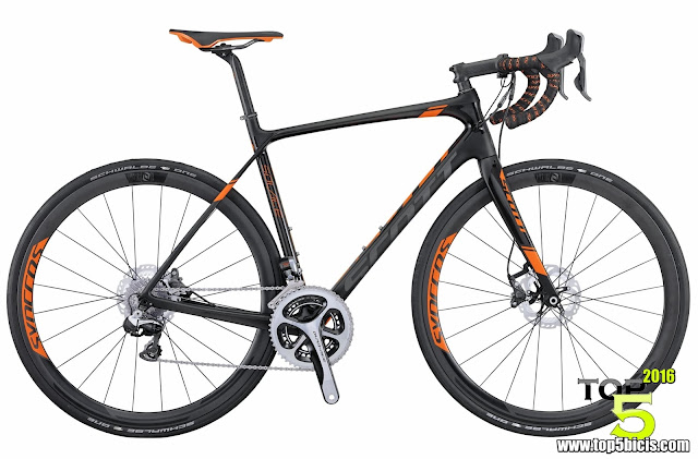 SCOTT SOLACE PREMIUN DISC, bici todo terreno