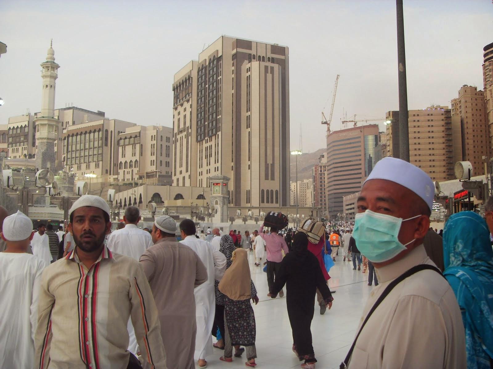 Perkarangan Masjidilharam