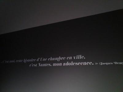 Exposition Jacques Demy à la Cinémathèque
