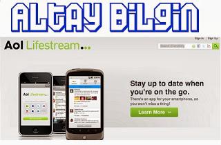 Altay Bilgin AOL Lifesteram Hesabı
