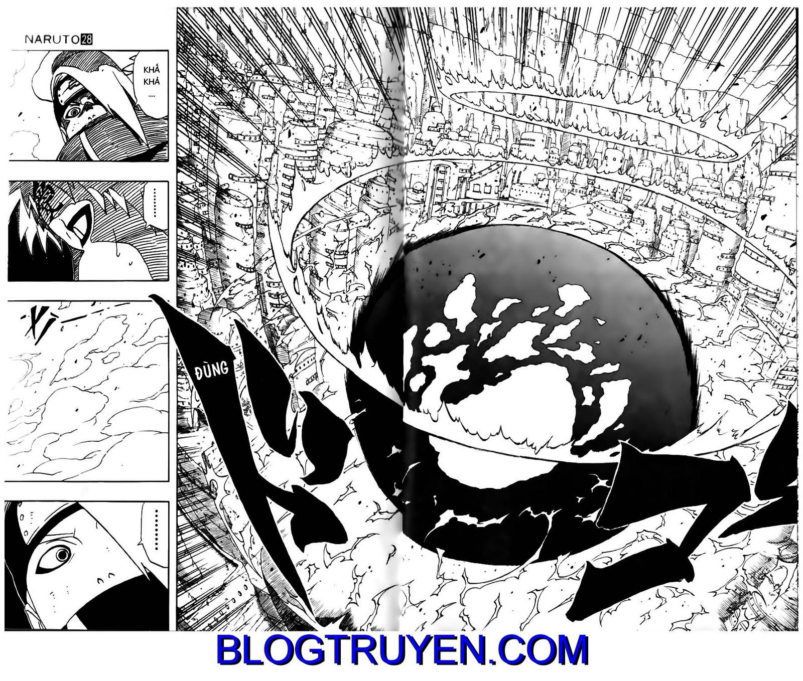 Naruto chap 249 Trang 16 - Mangak.info
