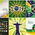 Vetores Para Copa do Mundo 2014 no Brasil