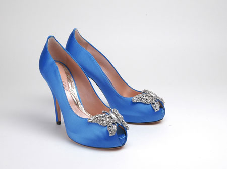 Dream Wedding and Event Planners: Beautiful Shoes by London's Aruna