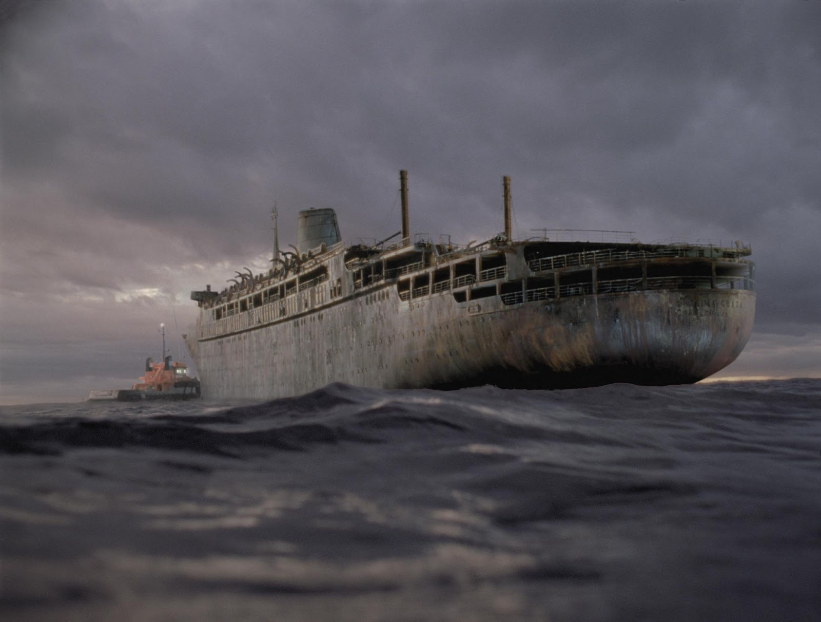 russian ghost ship vanishes without a trace strange but true news