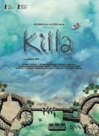 Killa (2015) Marathi DVDScr 700mb ESub