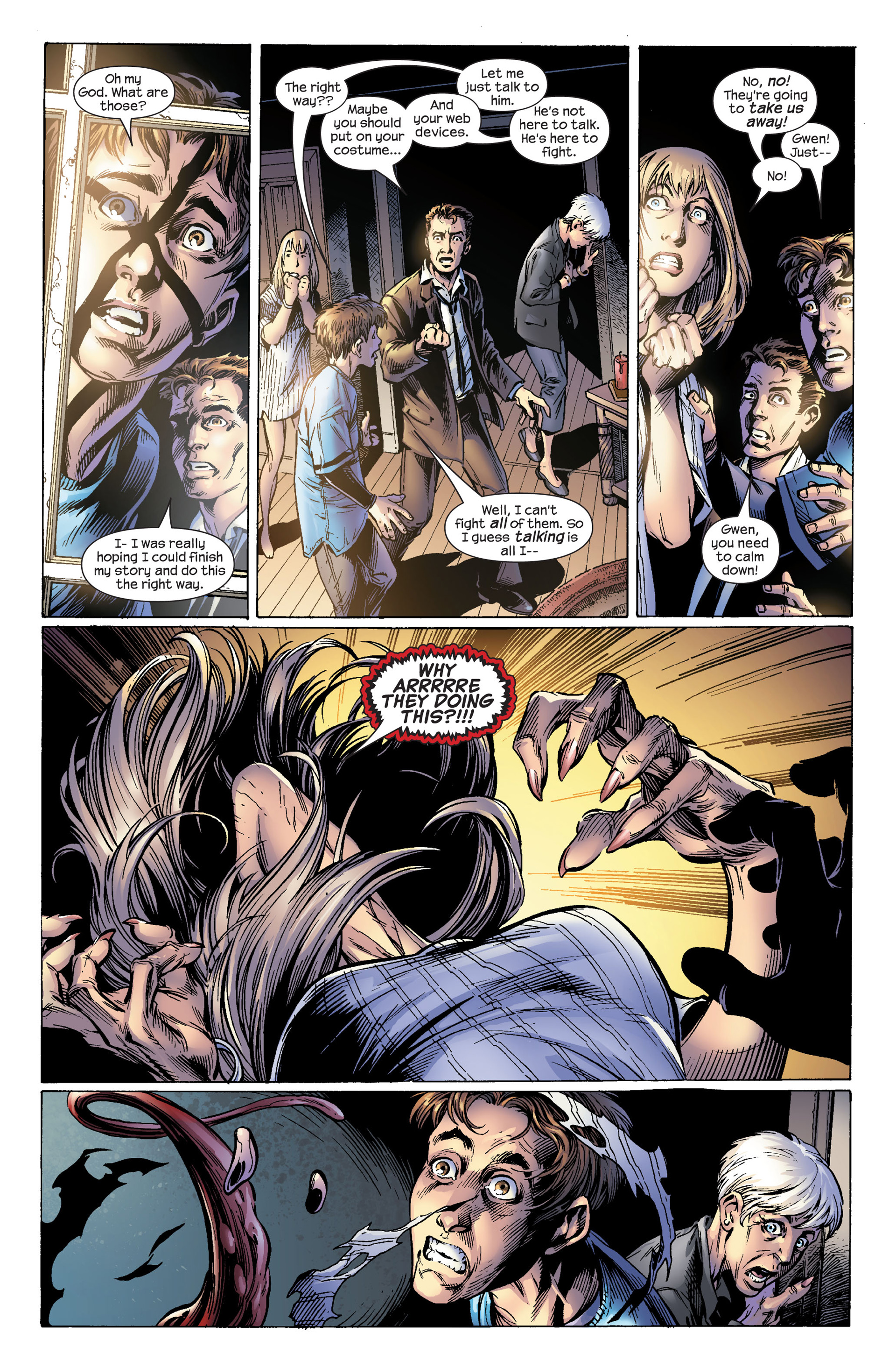 Ultimate Spider-Man (2000) Issue #100 #104 - English 25