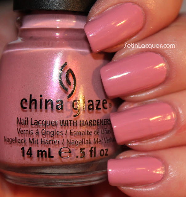China Glaze Pink-ie Promise