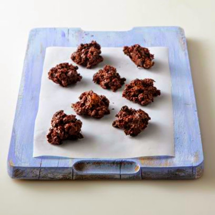 Ioanna's Notebook - Coco Pops truffles (only 2 ingredients)
