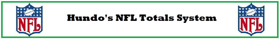 NFL Totals System
