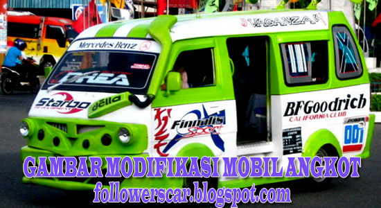 Image result for mobil angkot indonesia