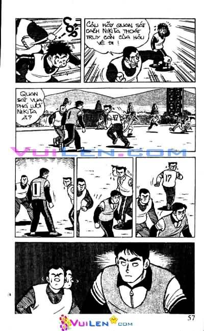 Jindodinho - Đường Dẫn Đến Khung Thành III  Tập 12 page 57 Congtruyen24h