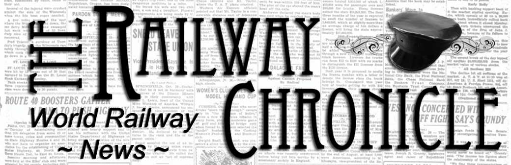 The Railway Chronicle