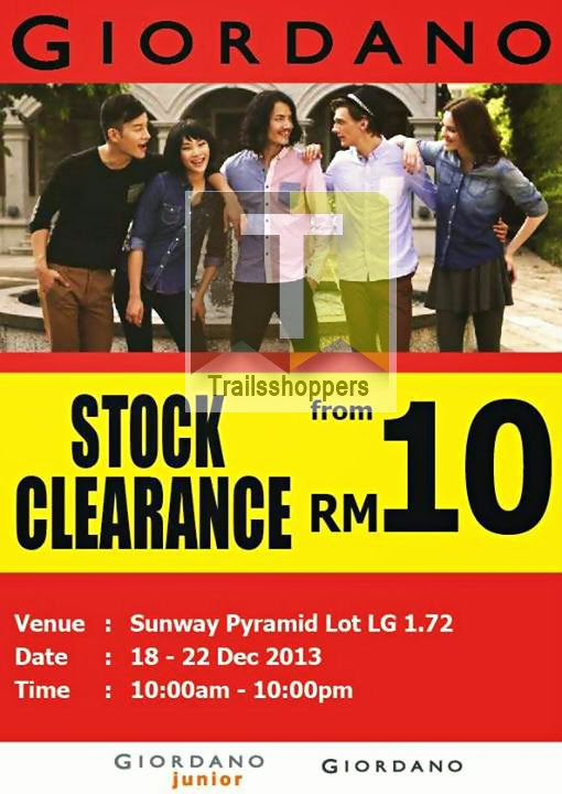 giordano-stock-clearance-sale-sunway-pyramid-shopping-mall