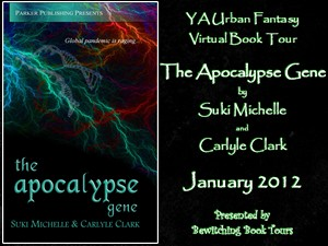 {Excerpt} The Apocalypse Gene by Suki Michelle and Carlyle Clark
