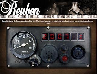 Reuben Time Machine