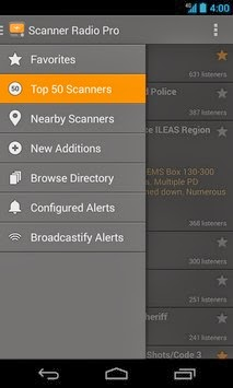 Scanner Radio Pro For Android