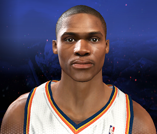 NBA 2K14 Russell Westbrook Face Mod