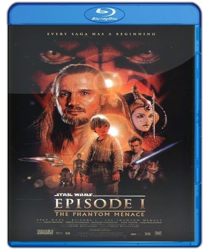 Star Wars Episodio 1 La amenaza fantasma HD 1080p Latino