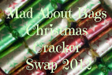 Christmas cracker swap 2012