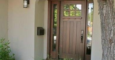 Fotos y dise os de puertas dise o de puertas exteriores for Disenos de puertas exteriores