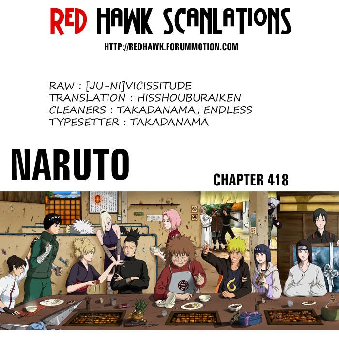 Naruto chap 418 Trang 19 - Mangak.info