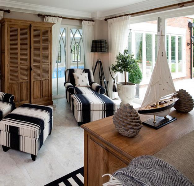 Home Decor Design Ideas: Nautical Decor And Interior Design