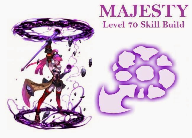 MAJESTY SKILL BUILD
