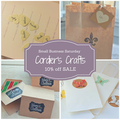 discount off Cordier Crafts products