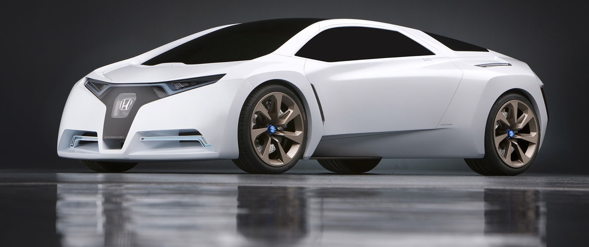 Honda s new sports car concept powered by hydrogen share