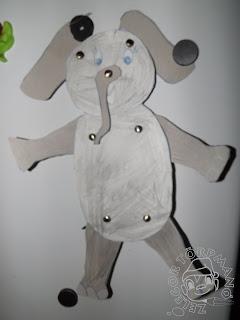 Szöveg: Végső változás előtt. Kép: Kimágnesezett elefántbáb.