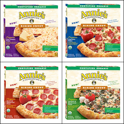 Annie's Certified Organic Rising Crust Pizza