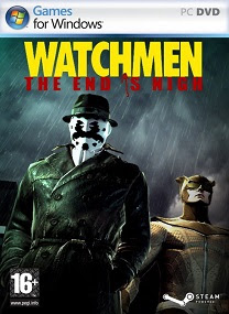 Watchmen The End Is Nigh Complete Repack By R.G> Mechanics Terbaru For Pc cover