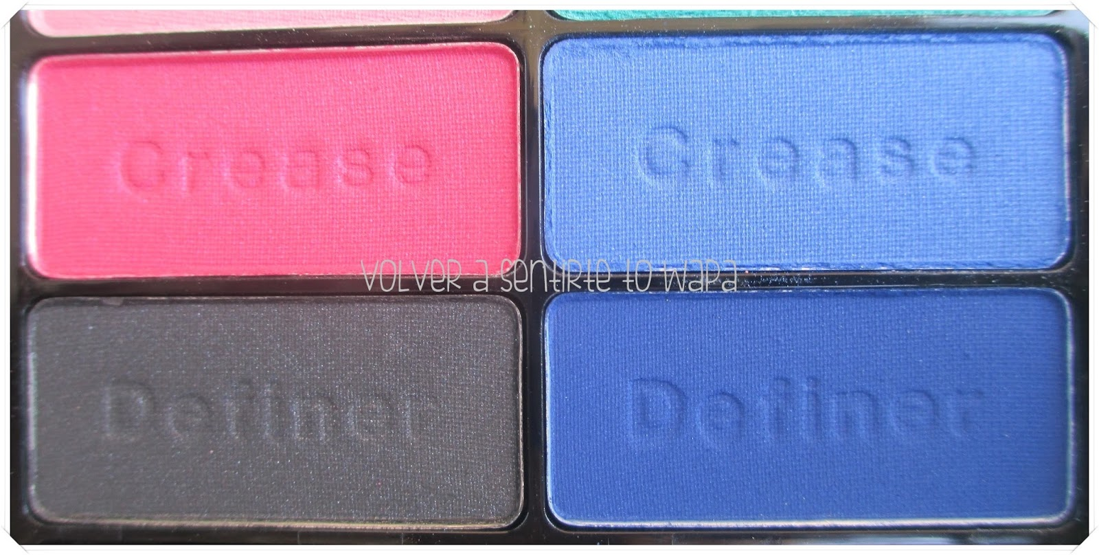 Wet n' Wild - Poster Child Modèle Mignon {Review & Swatches}