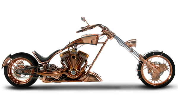 Speed Racer  Orange County Choppers
