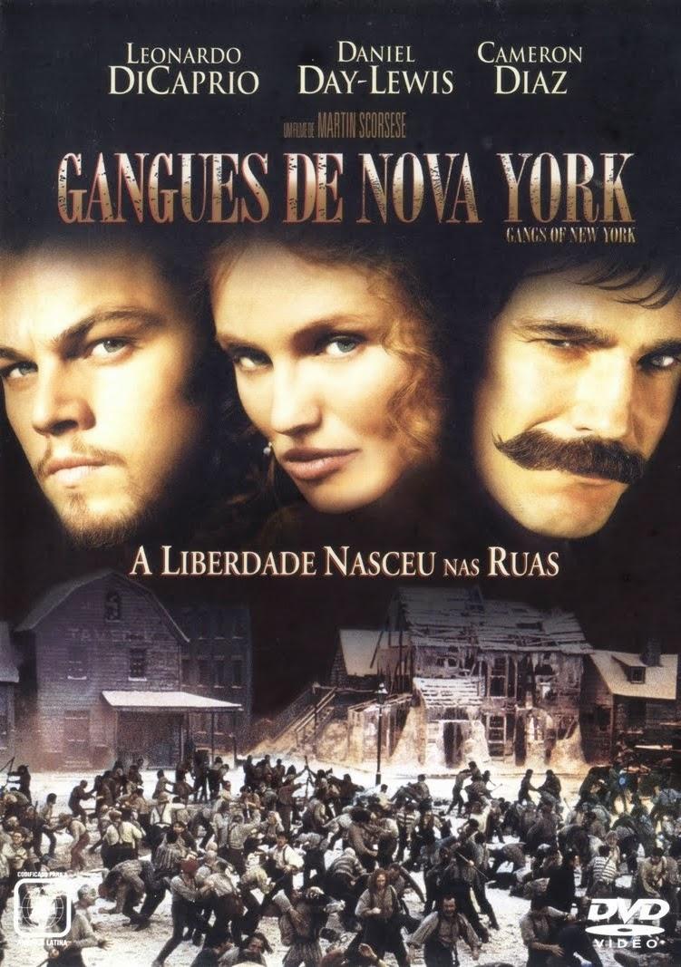 Gangues de Nova York – Dublado (2002)