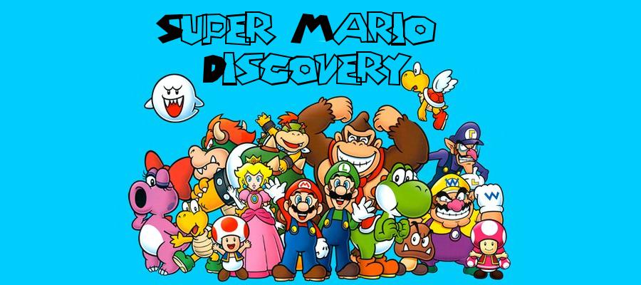 Super Mario Discovery