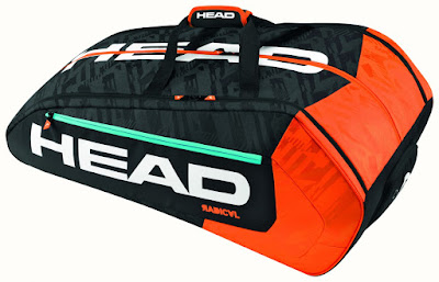 Tenisový bag HEAD Radical 12R Monstercombi 2016