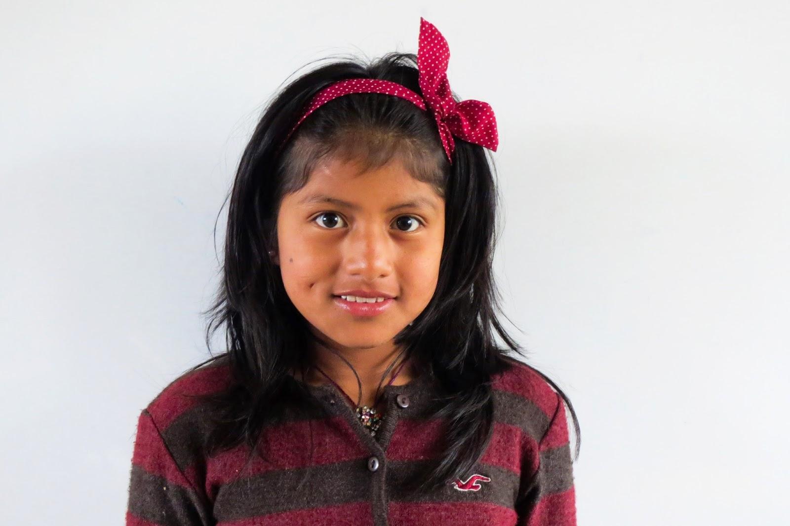 Adriana, Age 12