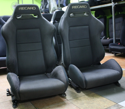 dingz garage seat recaro lancer evo 3 complete. Black Bedroom Furniture Sets. Home Design Ideas