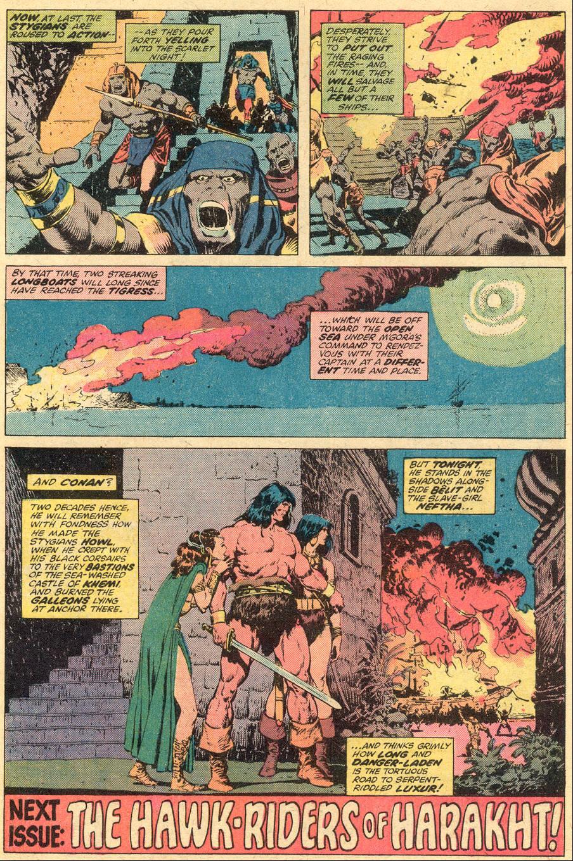 Conan the Barbarian (1970) Issue #74 #86 - English 17