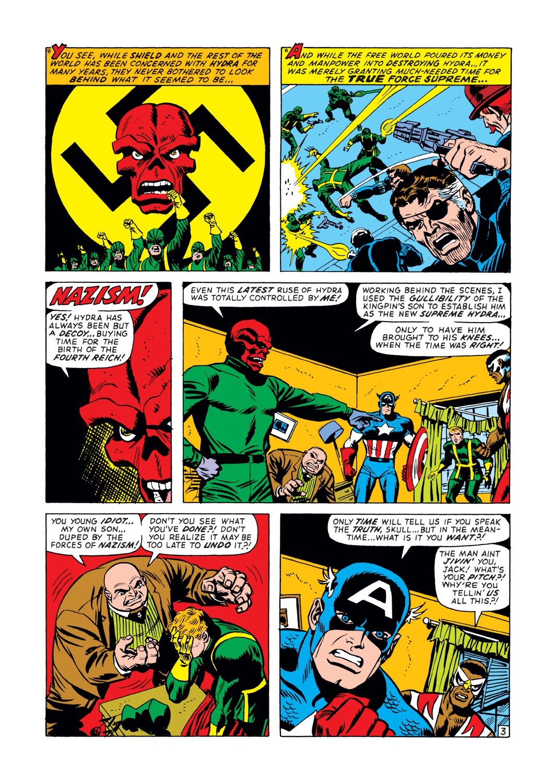 Captain America (1968) Issue #148 #62 - English 4